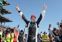 Il vincitore della gara: Simon Pagenaud