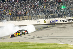 Vainqueur: Jeff Gordon, Hendrick Motorsports Chevrolet