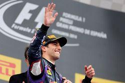 Podium: 3ème Daniel Ricciardo