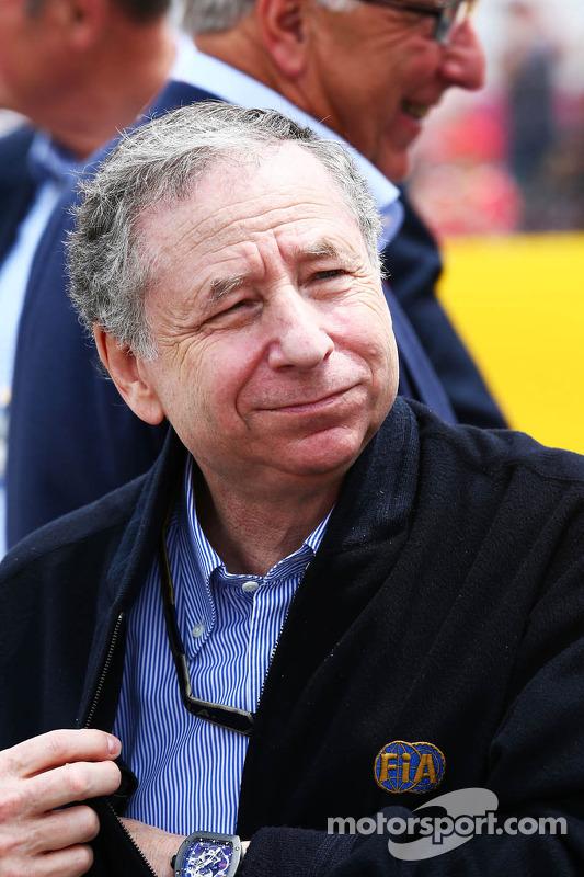 Jean Todt, FIA