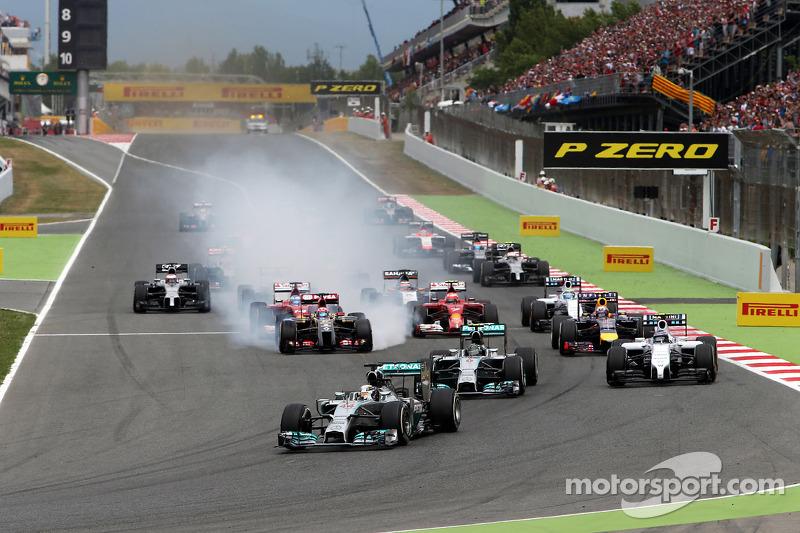 9 - GP de España 2014: 27 años, 1 mes y 10 días