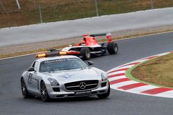 Safety Car déployé