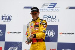Winner Tom Blomqvist