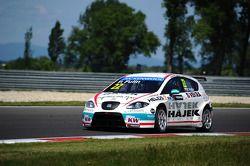 Petr Fulin, SEAT Leon WTCC, Campos Racing