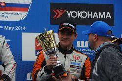 3ème: Norbert Michelisz, Honda Civic WTCC, Zengo Motorsport