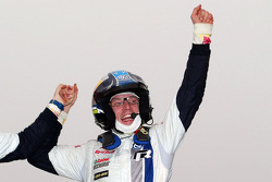 Winner Jari-Matti Latvala