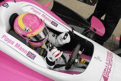 Pippa Mann Dale Coyne RacingHonda