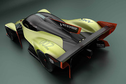 Aston Martin Valkyrie AMR Pro lansmanı