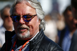 World Champion Keke Rosberg