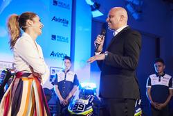 Lancement Avintia Racing MotoGP