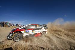 Есапекка Лаппі, Янне Ферм, Toyota Gazoo Racing WRT Toyota Yaris WRC