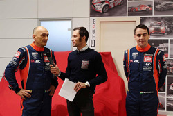 Gabriele Tarquini, BRC Racing Team, Norbert Michelisz, BRC Racing Team
