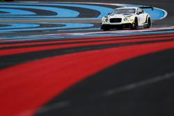 #31 Team Parker Racing, Bentley Continental GT3: Seb Morris, Derek Pierce, Adrian Barwick