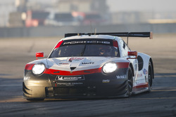 Джанмария Бруни, Лоренс Вантхор, Эрл Бамбер, Porsche Team North America, Porsche 911 RSR (№912)