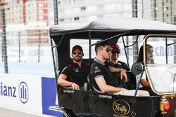 Jose Maria Lopez, Dragon Racing, Edoardo Mortara, Venturi Formula E Team, Maro Engel, Venturi Formula E Team