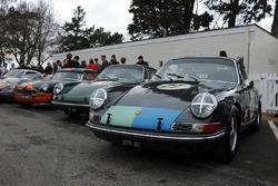 Ronnie Hoare Trophy Mark Sumpter Porsche 911