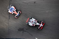 Maro Engel, Venturi Formula E Team, Felix Rosenqvist, Mahindra Racing