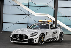 Mercedes-AMG GT R Official F1 Safety Car 2018 unveil