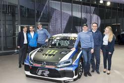 Petter Solberg, Johan Kristoffersson, PSRX Volkswagen Sweden, VW Polo GTi