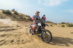 #1 Hero MotoSports Team Rally: CS Santosh