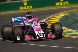 Серхио Перес, Sahara Force India F1 VJM11