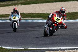 Marcel Brenner, H43 Team Nobby Talasur dan Dimas Ekky, Astra Honda Racing Team