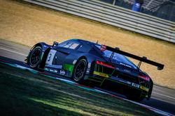 #3 Team WRT Audi R8 LMS: Gilles Magnus, Alessio Picariello