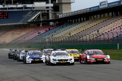 DTM-Test in Hockenheim, April
