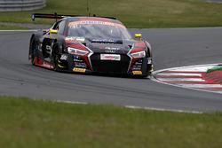 #4 Aust Motorsport Audi R8 LMS: Remo Lips, Maximilian Hackländer