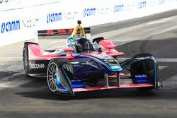 Giancarlo Fisichella dans une Formule E