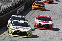 Brandon Jones, Joe Gibbs Racing, Toyota Camry Toyota Menards/Turtle Wax AND Ryan Preece, Joe Gibbs Racing, Toyota Camry Rheem