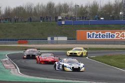 #6 Phoenix Racing Audi R8 LMS: Oscar Tunjo, Jake Dennis