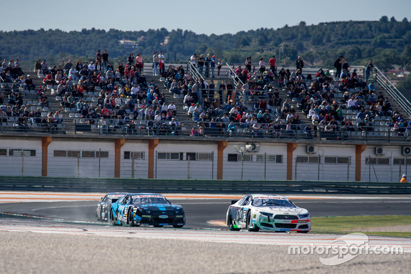 Marconi Abreu, MRT Nocentini Ford and Wilfried Boucenna, Knauf Racing Ford