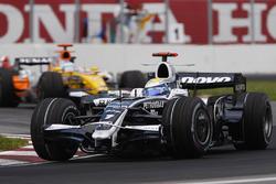Nico Rosberg, Williams FW30 ve Fernando Alonso, Renault R28