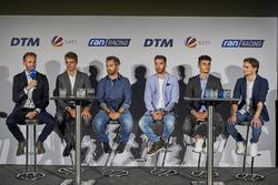René Rast, Nico Müller, Timo Glock,Philipp Eng, Pascal Wehrlein, Lucas Auer