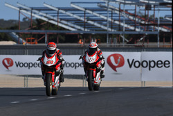 Rheza Danica dan Mario Suryo Aji, Astra Honda Racing Team