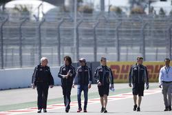 Carlos Sainz Jr., Toro Rosso, ve John Booth