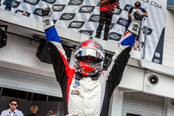 Race winner Rob Huff, Sébastien Loeb Racing Volkswagen Golf GTI TCR