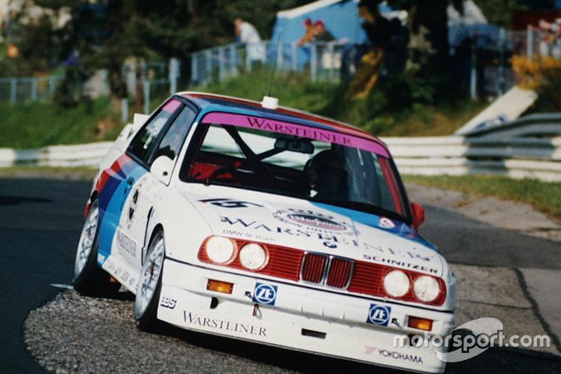 1991: Kris Nissen, Joachim Winkelhock, Armin Hahne (BMW M3 Evo 2)