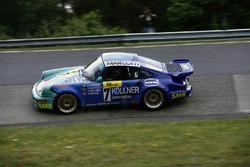 #7 Konrad Motorsport Porsche 911 Carrera: Frank Katthöfer, Antionio de Azevedo, Franz Konrad, Örnulf Wirdheim