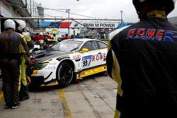 #99 Rowe Racing BMW M6 GT3: Alexander Sims, Jesse Krohn, Connor De Phillippi, Martin Tomczyk
