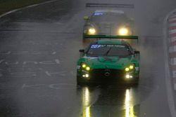Хуберг Хаупт, Эрик Йоханссон, Габриэле Пьяна, Нико Бастиан, Black Falcon, Mercedes-AMG GT3 (№6)
