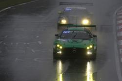 #6 Black Falcon Mercedes-AMG GT3: Hubert Haupt, Erik Johansson, Gabriele Piana, Nico Bastian