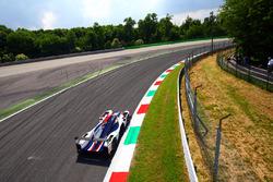 #22 United Autosports Ligier JSP217 - Gibson: Philip Hanson, Felipe Albuquerque