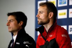 Пресс-конференция: Джейми Грин, Audi Sport Team Rosberg