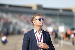 David Coulthard, TV Presentador