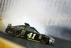 Kurt Busch, Stewart-Haas Racing, Ford Fusion Monster Energy