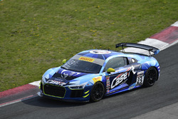 #23 Caseit Racing by Flying Lizard Motorsports Audi R8 LMS GT4: Adam Merzon