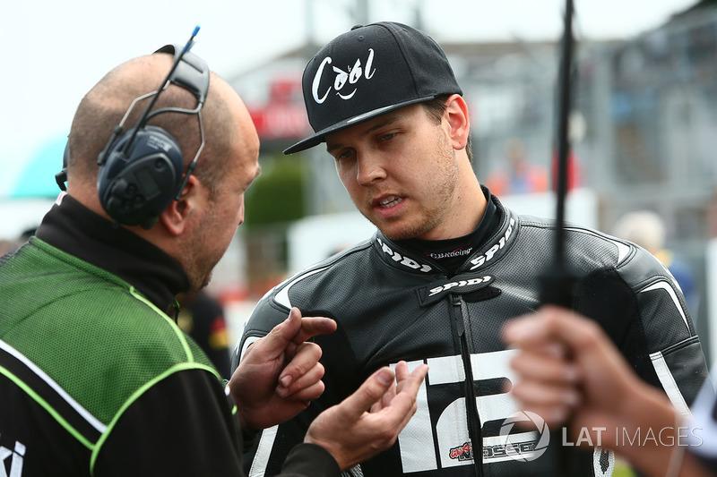 Luke Mossey, Pedercini Racing