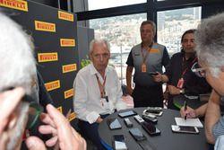 Marco Tronchetti Provera, Vice Presidente esecutivo, Pirelli